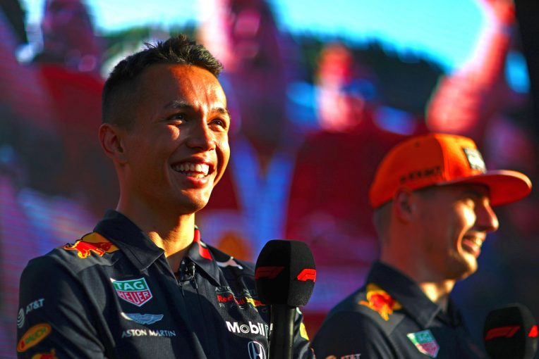 F1 | レッドブル・ホンダF1の2020年ドライバーはアメリカGP後に決定と首脳。ベッテル復帰の可能性は否定