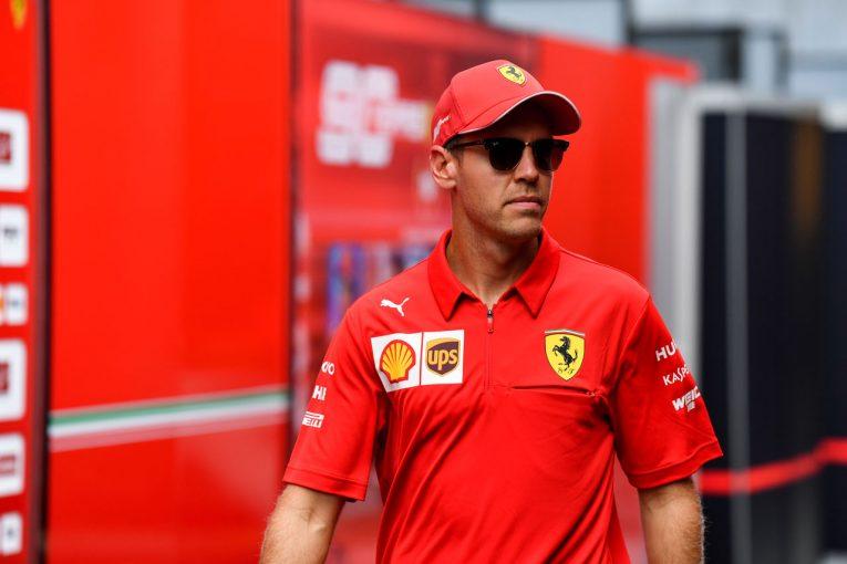 F1 | フェラーリF1のベッテル「速さがあるから心配はしていない」。首脳陣も復調を信じる