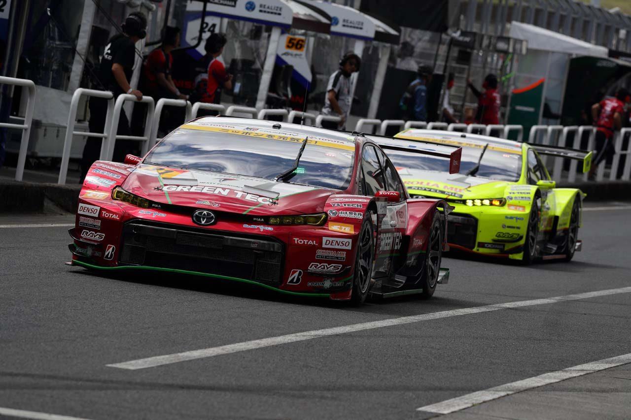 31号車TOYOTA GR SPORT PRIUS PHV apr GT 2019スーパーGT第6戦オートポリス レースレポート