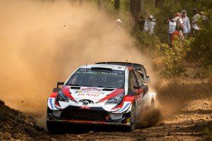 ラリー/WRC | WRC:第11戦トルコのシェイクダウンはトヨタのミークがトップ。「まるで地獄のような路面」