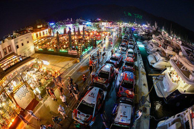ラリー/WRC | 【順位結果】2019WRC第11戦トルコ SS1後