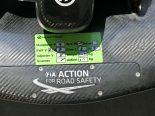 F1 | 【津川哲夫の私的F1メカ】未だに手書きが残るF1パーツの製造番号ステッカー