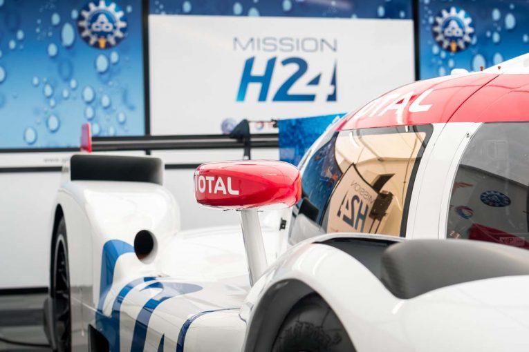 ル・マン/WEC | 水素時代の幕開け? 燃料電池プロトタイプカー、スパでル・マン・カップ出場へ
