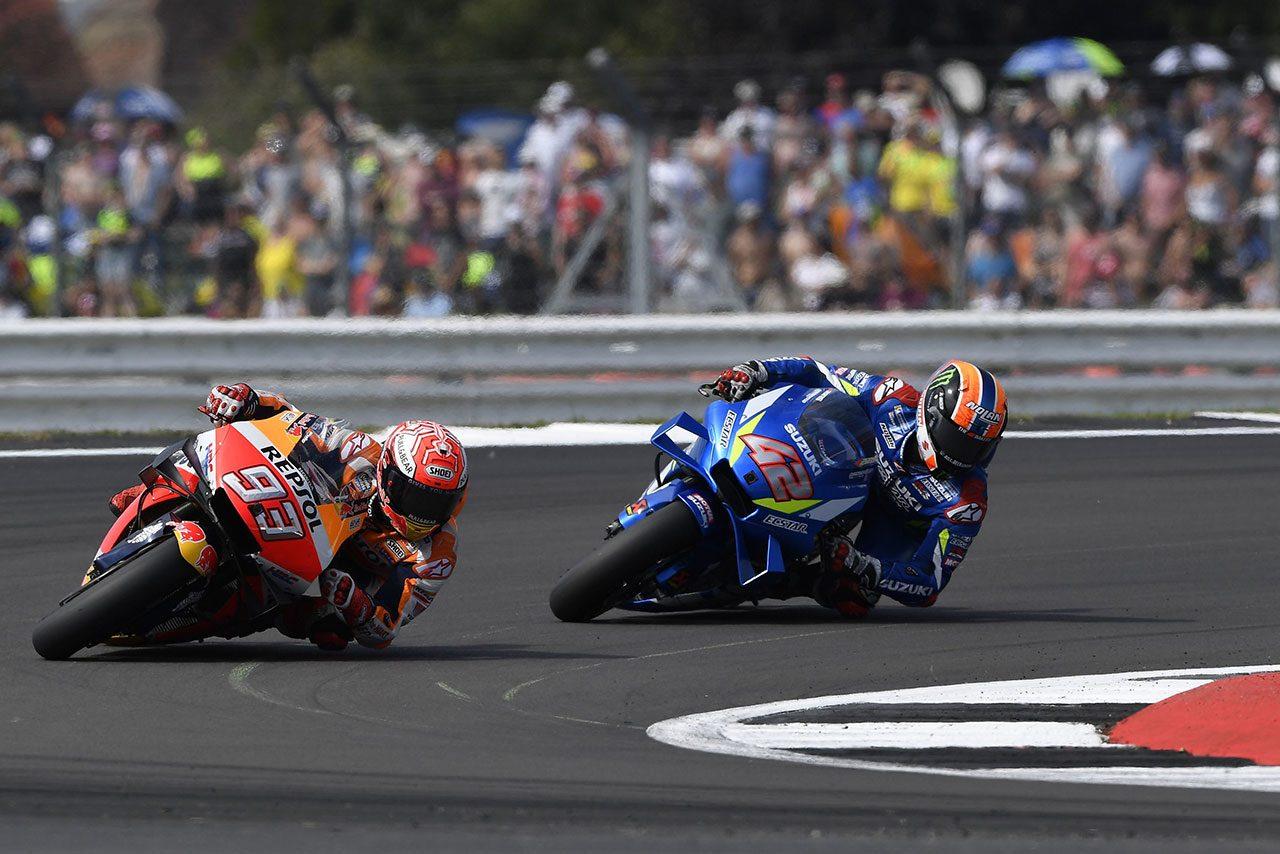 【MotoGPコラム後編】リンスが行ったスズキのレジェンド、ケビン・シュワンツと同じ悪いクセ
