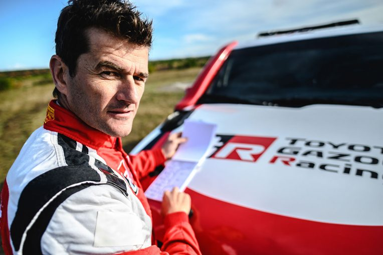 ラリー/WRC | ダカール二輪部門で5度の総合優勝飾ったマルク・コマ、元F1王者アロンソのコドライバーに就任