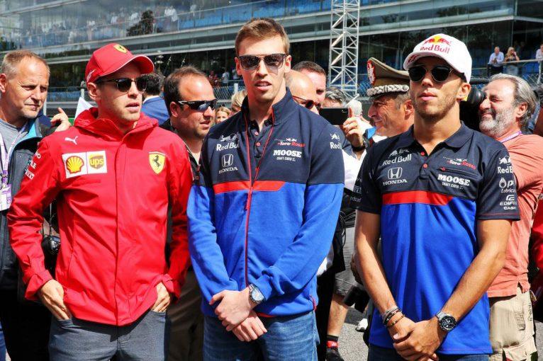 F1 | グランプリのうわさ話:ドライバー候補が枯渇したトロロッソ、2020年はラインアップを維持へ