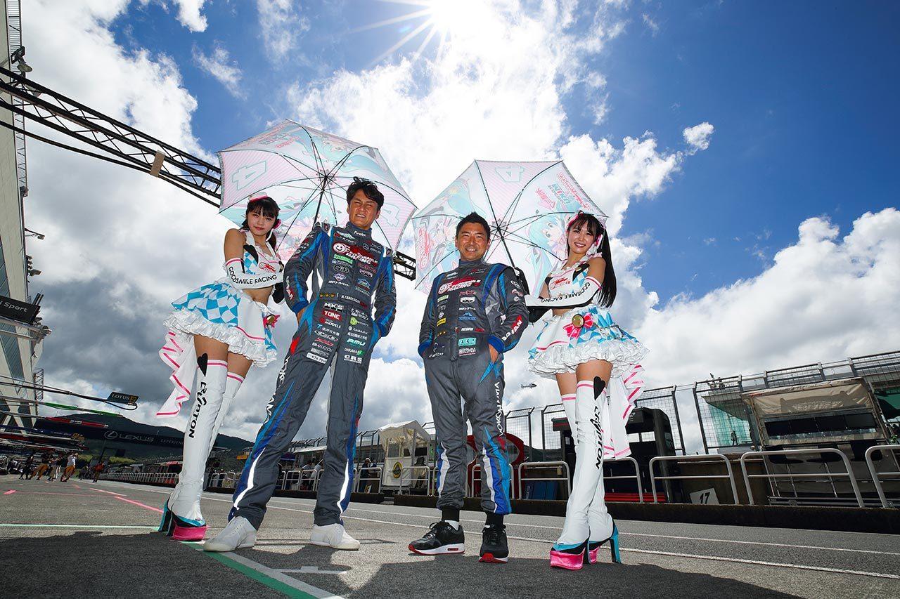 GOODSMILE RACING & Team UKYO 2019スーパーGT第6戦オートポリス レースレポート