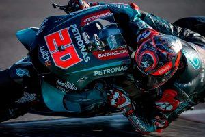 MotoGP | 【タイム結果】2019MotoGP第13戦サンマリノGPフリー走行1回目