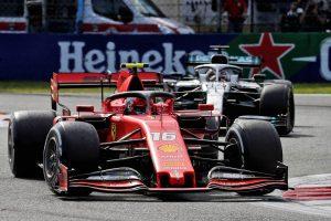 F1 | 2019年F1第14戦イタリアGP シャルル・ルクレール(フェラーリ)