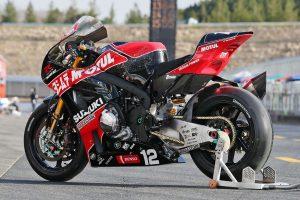 MotoGP | JSB1000マシンフォーカス:「まだまだ武器が足りない」。改造範囲が広いからこそ難しいGSX-R1000のバランス取り
