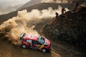 ラリー/WRC | 【順位結果】2019WRC世界ラリー選手権第11戦トルコ SS7後