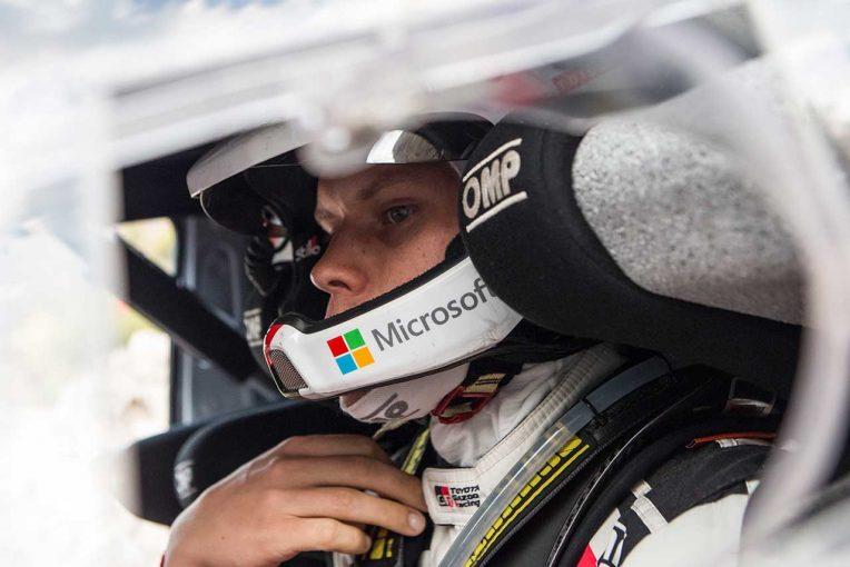 ラリー/WRC | 総合8番手と出遅れたトヨタのタナク「今日はついていなかった」/2019WRC第11戦トルコ デイ2後コメント