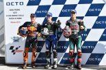MotoGP | 開幕戦以来のポール獲得のビニャーレス「速かった理由は…」/MotoGP第13戦サンマリノGP 予選トップ3コメント
