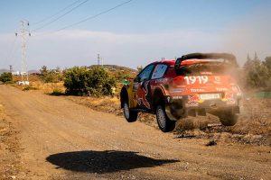 ラリー/WRC | 【順位結果】2019WRC第11戦トルコ SS13後