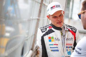 ラリー/WRC | オット・タナク(トヨタ・ヤリスWRC)