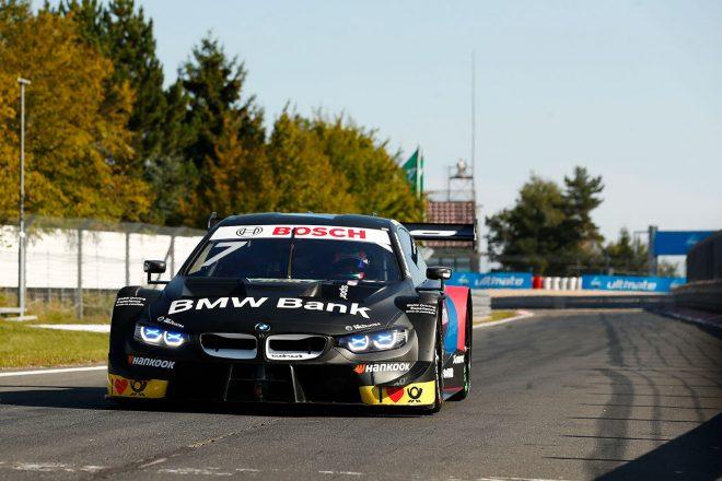 ブルーノ・シュペングラー(BMW M4 DTM/BMWチームRMG)