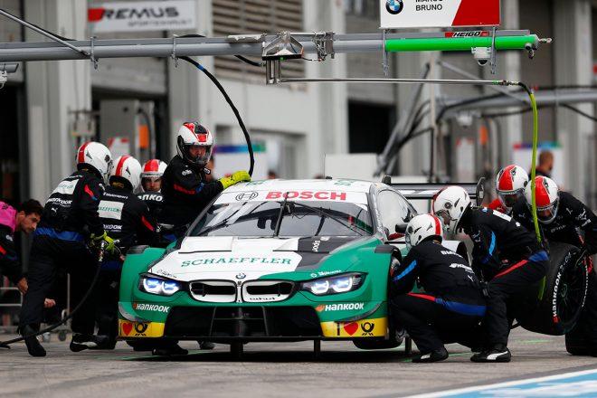 マルコ・ウィットマン(BMW M4 DTM/BMWチームRMG)