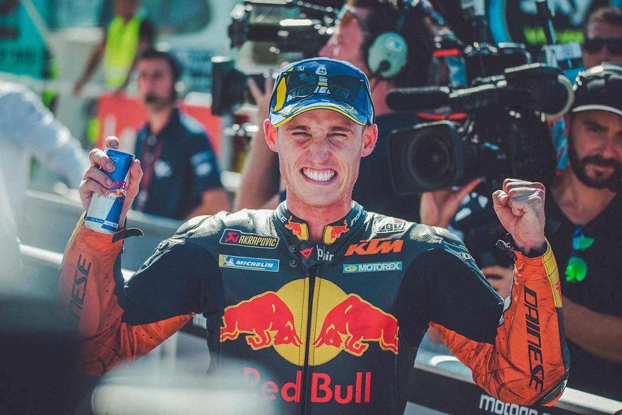 MotoGPサンマリノGP:ビニャーレスが開幕戦以来のポール。KTMのポル・エスパルガロ、2番手獲得の快挙