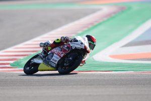 MotoGP | 【速報】鈴木竜生がMoto3初優勝。チームのホームグランプリで表彰台の頂点に/MotoGP第13戦サンマリノGP