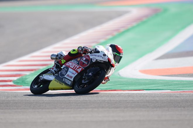MotoGP | 鈴木竜生が初優勝。チームのホームグランプリで表彰台の頂点に/【順位結果】2019MotoGP第13戦サンマリノGP Moto3クラス決勝