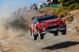 ラリー/WRC | WRCトルコ:シトロエンのオジエが3勝目。トヨタのタナクは17点差でランキング首位守る