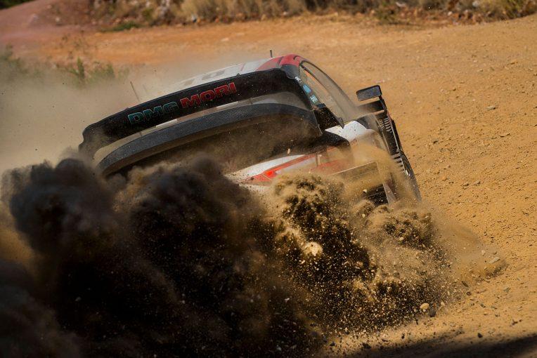 ラリー/WRC | WRC:トヨタ、ラリー・トルコで表彰台を争えず。「適切な準備ができていなかった」