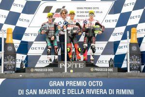 MotoGP | MotoGPサンマリノGP:Moto3クラス初優勝の鈴木竜生、思い入れの深いサーキットで「完ぺきな週末を過ごせた」