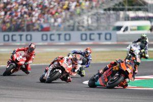 MotoGP | MotoGPサンマリノGP:中上、突如出現したフロントタイヤの「奇妙なフィーリング」に苦しみ2戦連続転倒