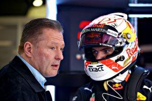 F1 | マックス・フェルスタッペン(レッドブル・ホンダ)と父ヨス