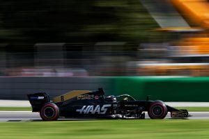 F1 | 2019年F1イタリアGPでのハースVF-19