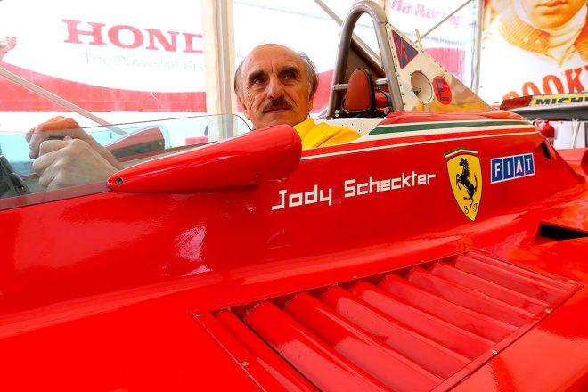 【あなたは何しに?】ジョディ・シェクター(フェラーリ312T4/1979年)