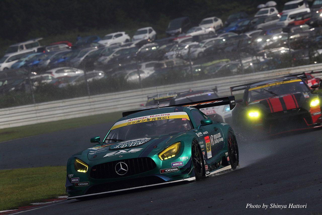 Arnage Racing 2019スーパーGT第6戦オートポリス レースレポート