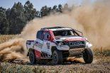 ラリー/WRC | フェルナンド・アロンソがラリーレイド初挑戦。2度フロントガラスが割れる不運も16位完走