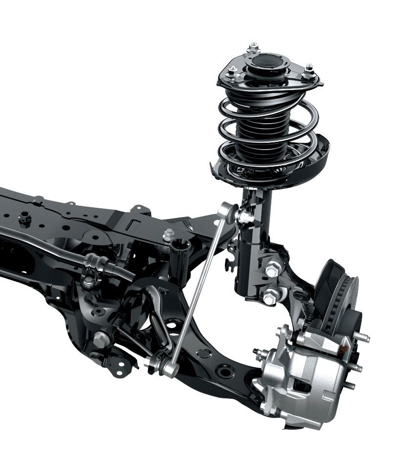 トヨタ、『カローラ スポーツ』を一部改良。足回りの最適化によりレベルアップした走りを実現