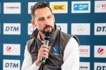 アストンマーティン・バンテージDTMを走らせるRモータースポーツ代表のフロリアン・カーメルガー