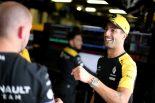 F1 | リカルド、オコンのルノーF1加入を歓迎「優れたドライバーになるための学びの機会になる」