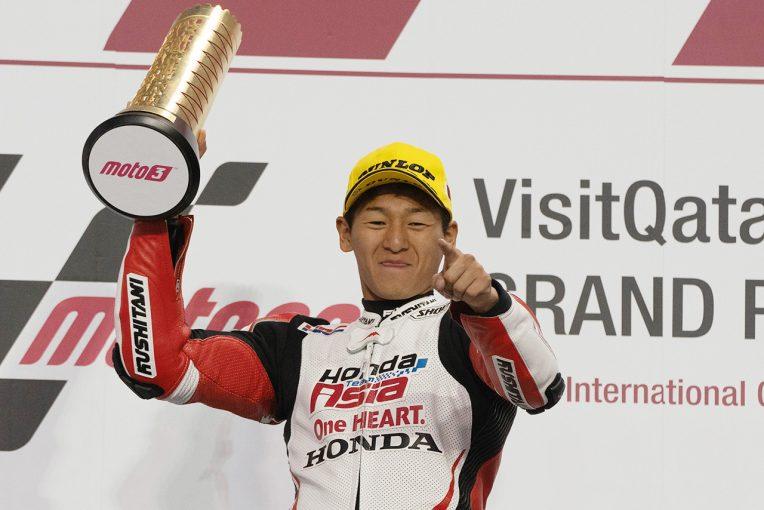 MotoGP | 鳥羽海渡がレッドブル・KTM・アジョに移籍。2020年はKTMに乗り換えMoto3クラス参戦