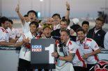 2019Moto3開幕戦カタールGPで初優勝を飾った鳥羽海渡(ホンダ・チーム・アジア)