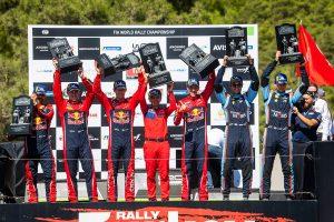 ラリー/WRC | 2019WRC第11戦トルコ 表彰台
