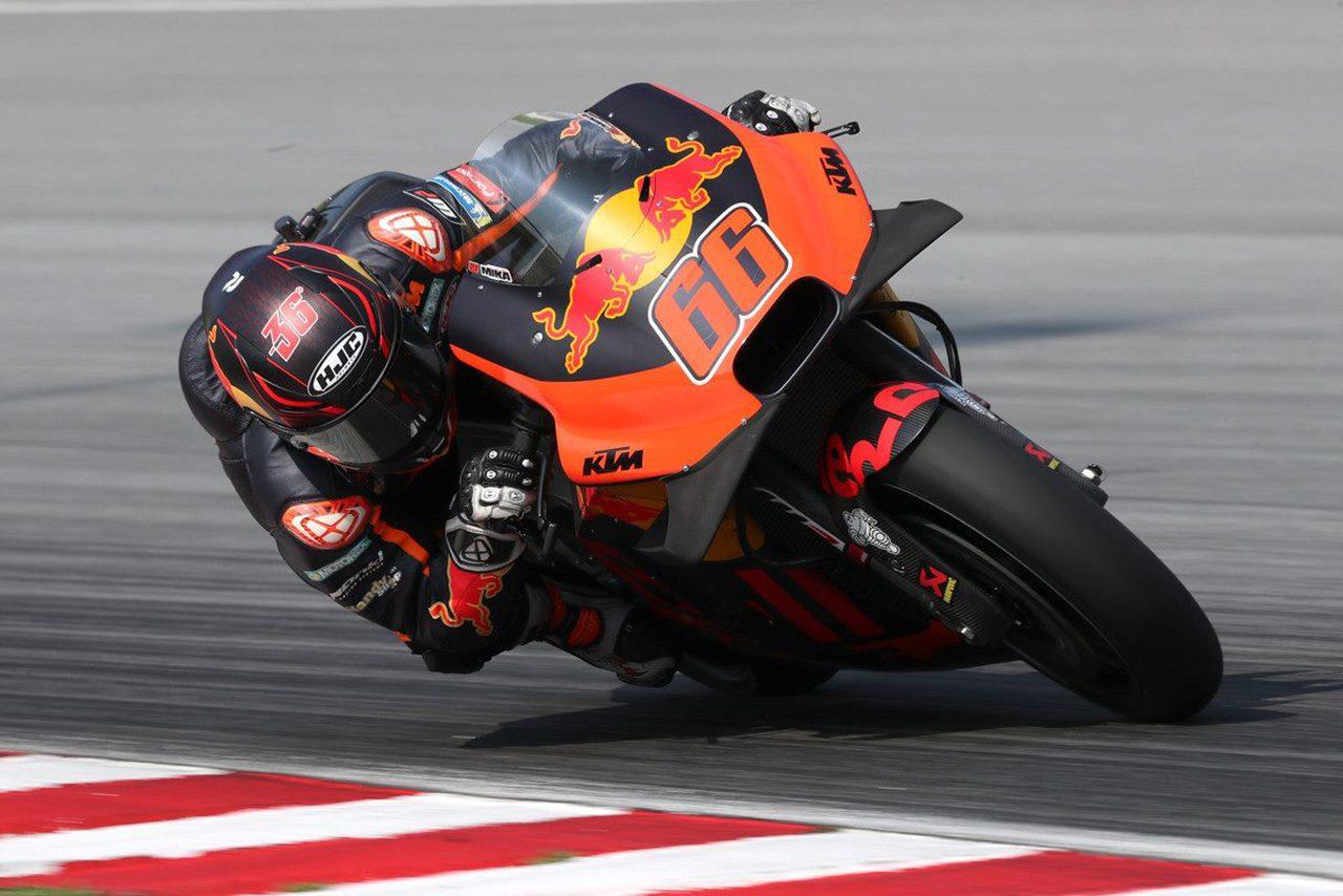 MotoGP:ヨハン・ザルコ、KTMと契約維持もレースは出場せず ...
