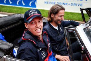 F1 | トロロッソ・ホンダF1のクビアト「モンツァのトラブルは残念だった。逃したポイントをシンガポールで取り戻したい」