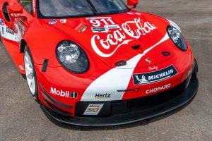 ル・マン/WEC | ポルシェ×コカ・コーラのコラボが復活! IMSA最終戦プチ・ル・マンで採用へ