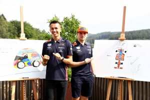 F1 | 佐藤琢磨とホンダ山本MDが『RedBull Box Cart Race Tokyo 2019』に参加。F1とのキャンペーンも実施