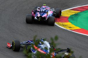 F1 | トロロッソ・ホンダF1を追うレーシングポイント、シンガポールに大規模アップグレードを導入