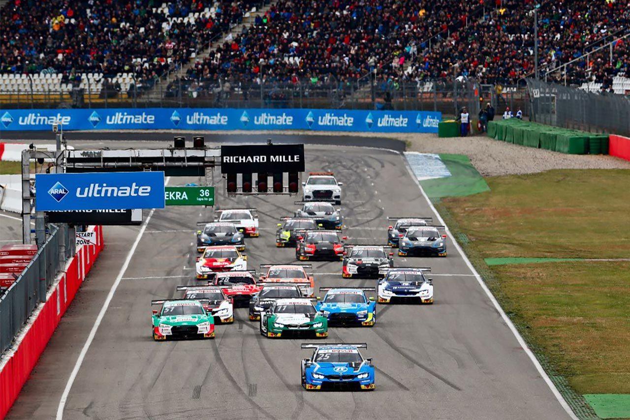 DTM、3台のGT500マシンが参戦する第9戦ホッケンハイムに向け日本車&日本文化のイベント開催