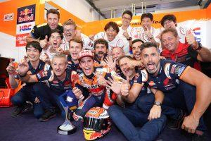 MotoGP | 【ポイントランキング】2019MotoGP第13戦サンマリノGP終了時点