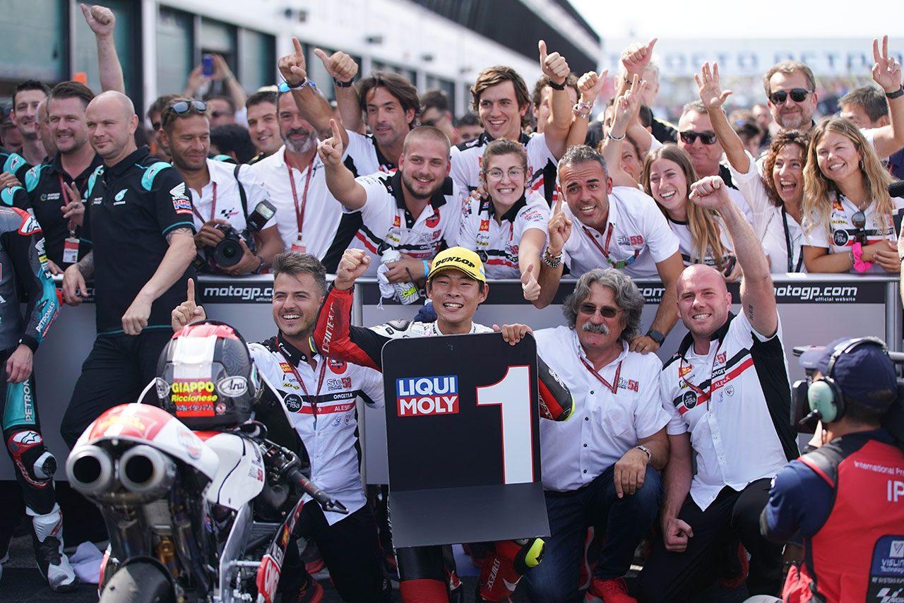 MotoGP:Moto3初優勝の鈴木竜生が選んだ世界を目指す独自のルート