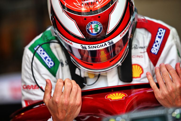 F1   ライコネン「2戦の不振は過去のこと。シンガポールでは中団トップに浮上したい」