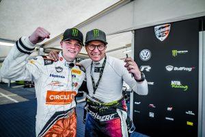 ラリー/WRC | ペター・ソルベルグとオリバー・ソルベルグ