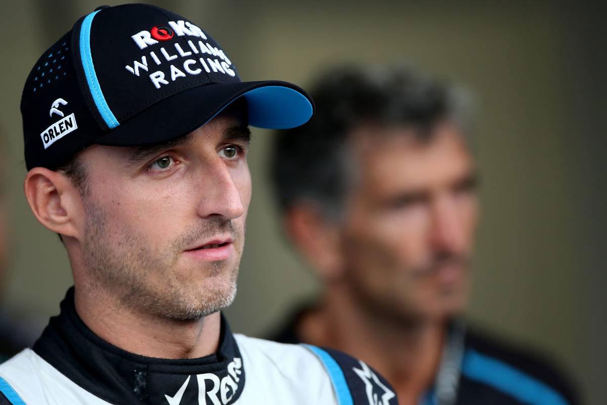 2019年F1第14戦イタリアGP ロバート・クビサ(ウイリアムズ)